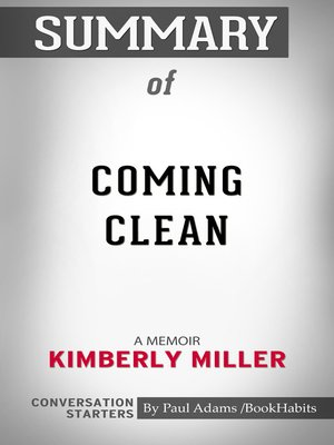 cover image of Summary of Coming Clean