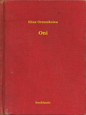 cover image of Oni