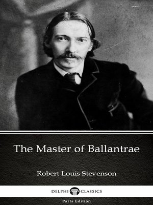 cover image of The Master of Ballantrae by Robert Louis Stevenson