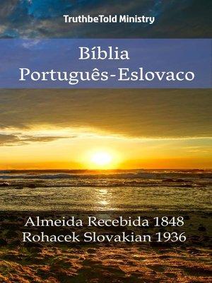 cover image of Bíblia Português-Eslovaco