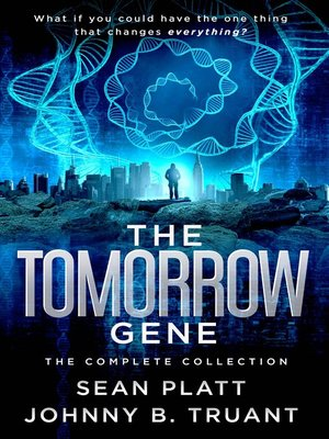 cover image of The Tomorrow Gene