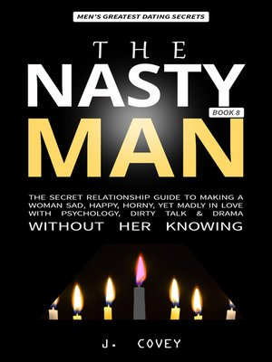 cover image of The Nasty Man
