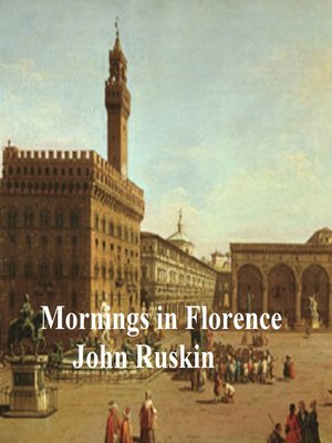 cover image of Mornings in Florence