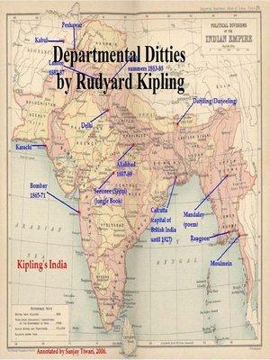 cover image of Departmental Ditties