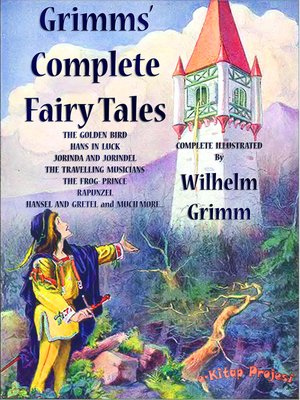 cover image of Grimms' Complete Fairy Tales