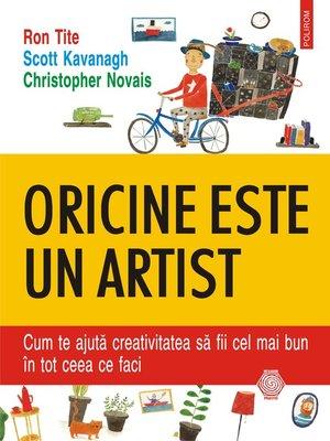 cover image of Oricine este un artist