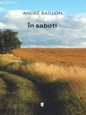 cover image of În saboți