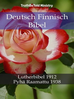 cover image of Deutsch Finnisch Bibel