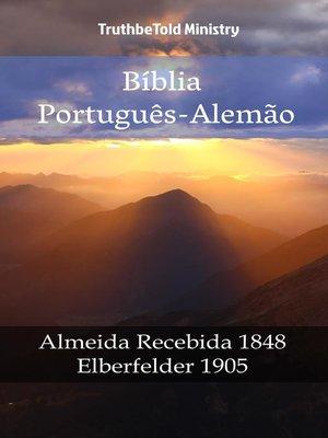 cover image of Bíblia Português-Alemão