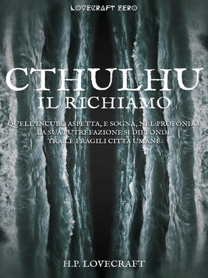cover image of Cthulhu