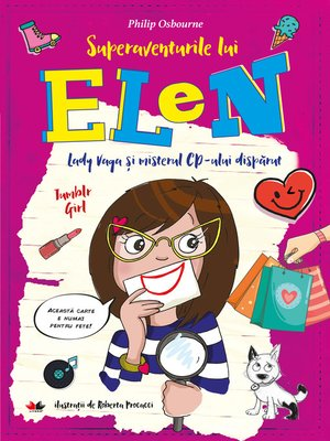 cover image of Superaventurile Lui Elen