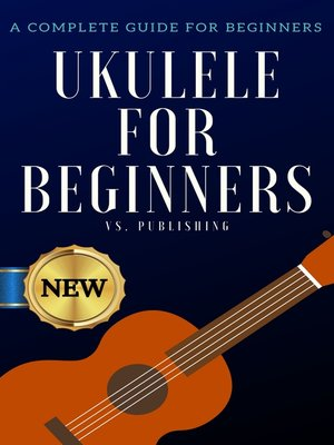 cover image of Ukulele for Beginners