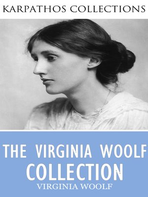 cover image of The Virginia Woolf Collection