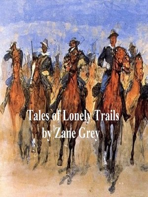 cover image of Tales of Lonely Trails