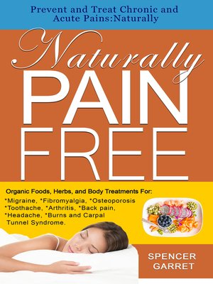 cover image of Prevent and Treat Chronic and Acute Pains