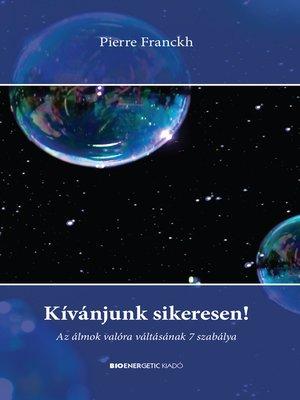 cover image of Kívánjunk sikeresen