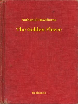 cover image of The Golden Fleece