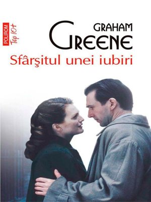 cover image of Sfârșitul unei iubiri