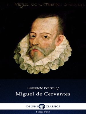 cover image of Delphi Complete Works of Miguel de Cervantes