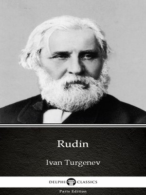 cover image of Rudin by Ivan Turgenev - Delphi Classics