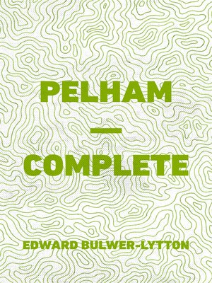 cover image of Pelham — Complete