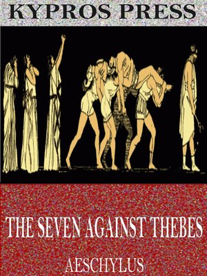 cover image of The Seven Against Thebes