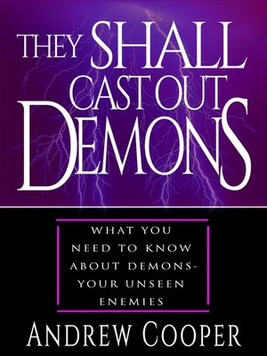 cover image of They Shall Cast Out Demons