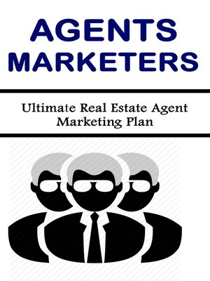 cover image of Agents Marketers