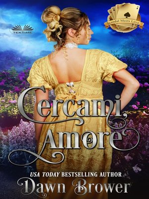 cover image of Cercami, Amore