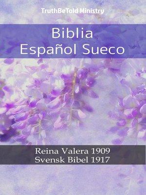 cover image of Biblia Español Sueco