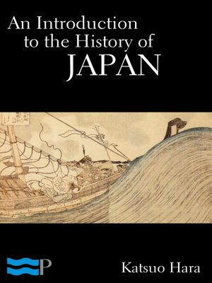 cover image of An Introduction to the History of Japan