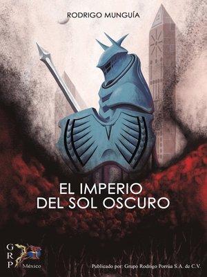 cover image of El imperio del sol oscuro