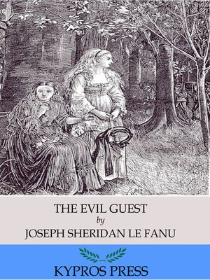 cover image of The Evil Guest