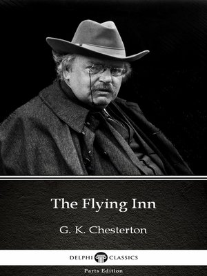 cover image of The Flying Inn by G. K. Chesterton (Illustrated)