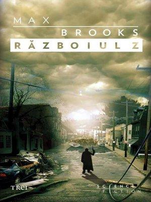 cover image of Războiul Z