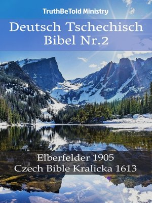 cover image of Deutsch Tschechisch Bibel Nr.2