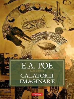 cover image of Calatorii imaginare