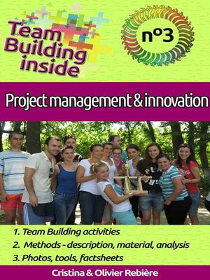 cover image of Team Building inside #3
