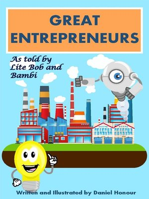cover image of Great Entrepreneurs