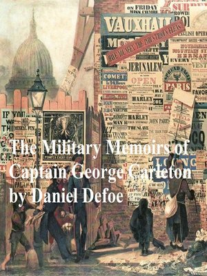 cover image of The Military Memoirs of Captain George Carleton
