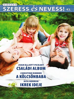 cover image of Családi album, A kölcsönbaba, Ikrek ideje