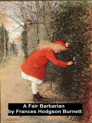 cover image of A Fair Barbarian