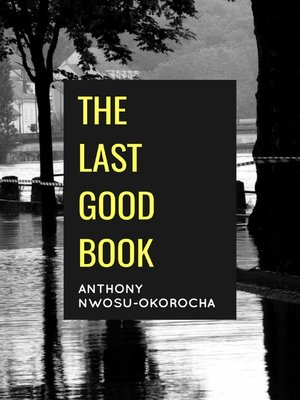 cover image of The Last Good Book