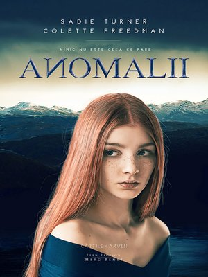 cover image of Anomalii