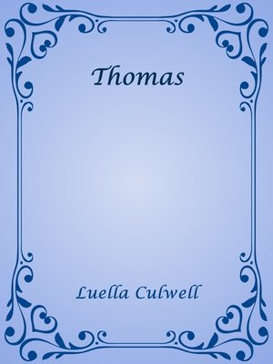 cover image of Thomas