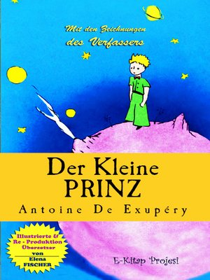cover image of Der Kleine Prinz