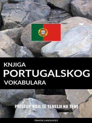 cover image of Knjiga portugalskog vokabulara