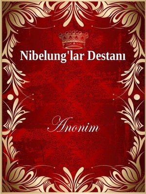 cover image of Nibelung'lar Destanı