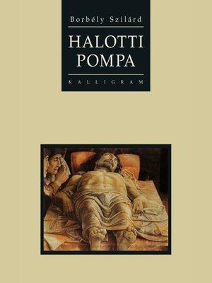 cover image of Halotti Pompa