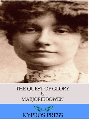 cover image of The Quest of Glory